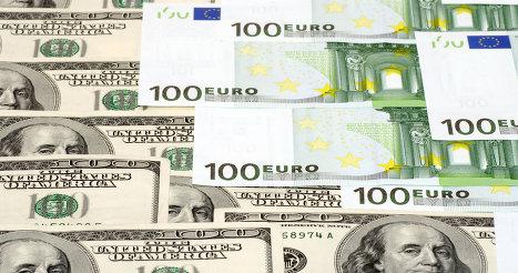 Курс евро за квартал