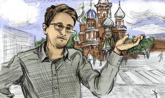 Сколько волка ни корми... Или оппозиционный взгляд Сноудена