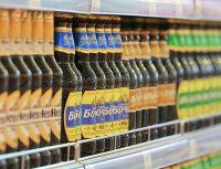 """Продажа пива и кваса в супермаркете """"Перекресток"""" в Москве"""