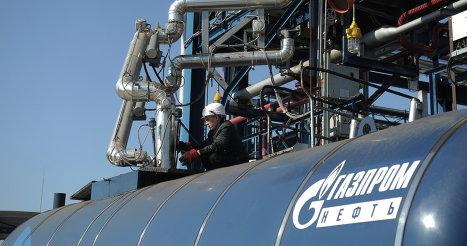 Котировки акций газпромнефть