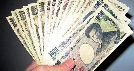 Курс доллара в японии