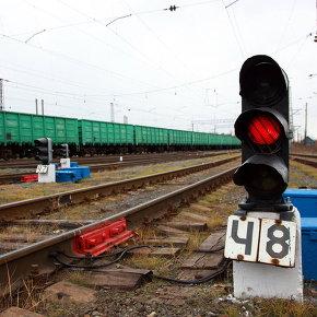 РЖД: Украина в рамках санкций остановила прием поездов ПГК