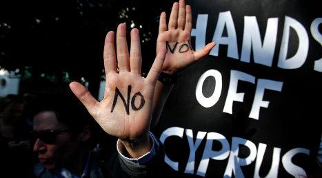 Кредиторы Кипра приняли предложение о 20-процентов налоге на депозиты