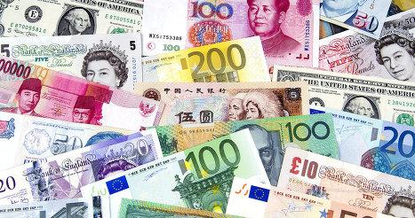 Цбр курс валют