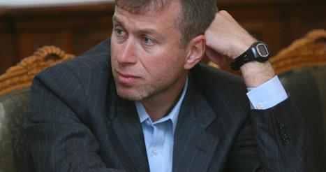 Бизнесмен Абрамович и телеканал политика Прохорова ищут мира