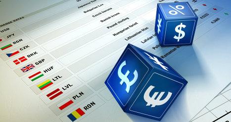 Котировки валют в банках москвы