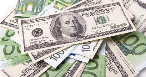 Курс доллара статистика