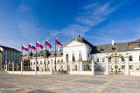Президентский дворец в Братиславе, Словакия