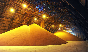 Украина вводит временное эмбарго на поставки минеральных удобрений из РФ