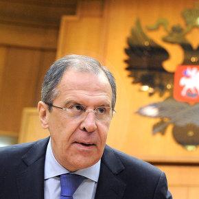 Лавров: Отстраненность ЕС от сирийской проблемы неприемлема