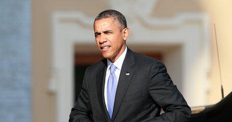 Президент Соединенных Штатов Америки Барак Обама