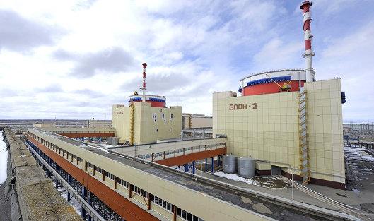 НаРостовской АЭС состоялся запуск реактора нового энергоблока №4