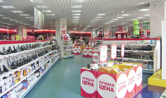 «М.Видео» купит «Эльдорадо» за45,5 млрд руб.