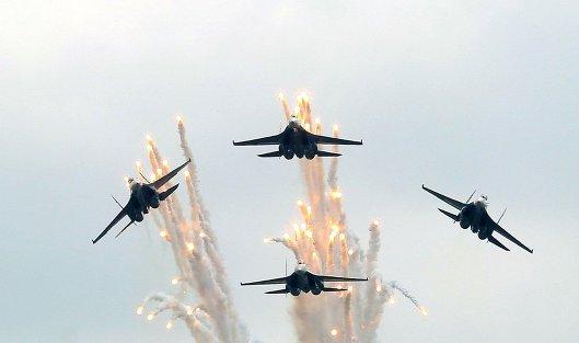 """""""Фарнборо-2012"""": мировая премьера Як-130 и неучастие """"Русских витязей"""""""
