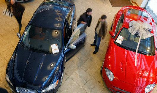 Jaguar Land Rover в 2012 г прогнозирует объем продаж в России на уровне 20 тысяч автомобилей