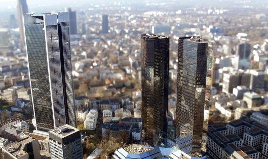Германские и английские банки отмыли неменее 800 млн. долларов из РФ