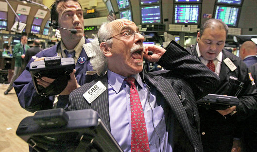 766459462 - Фондовые индексы США упали из-за неудачных переговоров