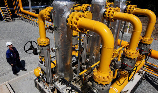 Украина готова принимать до 6,6 млрд кубометров газа в год из ГТС Польши