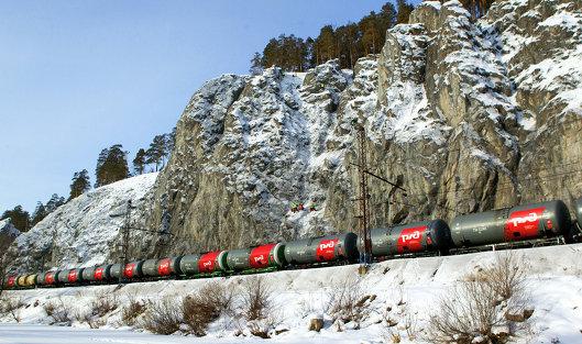ВУкраинском государстве остановили железнодорожные транспортировки ряда компаний изРФ