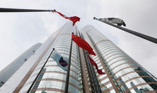 #Гонконгская фондовая биржа