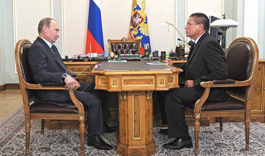 Путин получал информацию оходе оперативной разработки Улюкаева