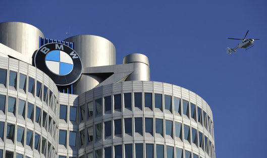 766495045 - Чистая прибыль BMW в I квартале выросла на 1,2%