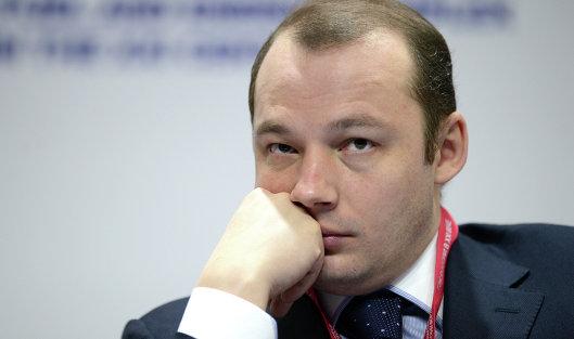 """Глава """"Газпром энергохолдинга"""" Денис Федоров"""