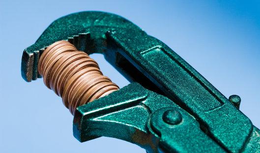 Рост тарифов ЖКХ разогнал инфляцию