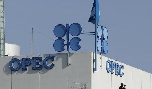 ОПЕК увеличила  прогноз поспросу нанефть в 2017г.