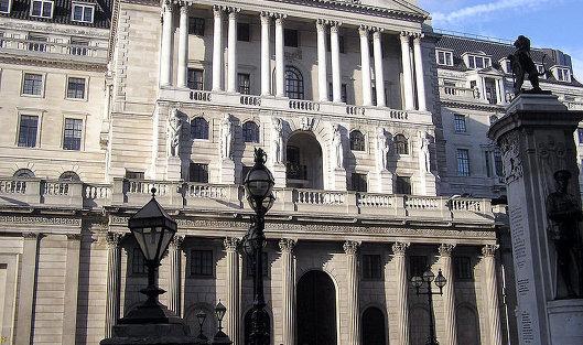 Банк Британии сохранил главную ставку науровне 0,25%