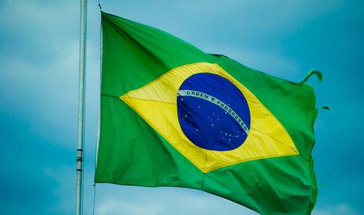 *Флаг Бразилии