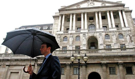 #Банк Англии