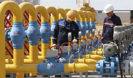 «Газпром» за9 месяцев установил  вУкраинское государство  1,575 млрд кубометров газа
