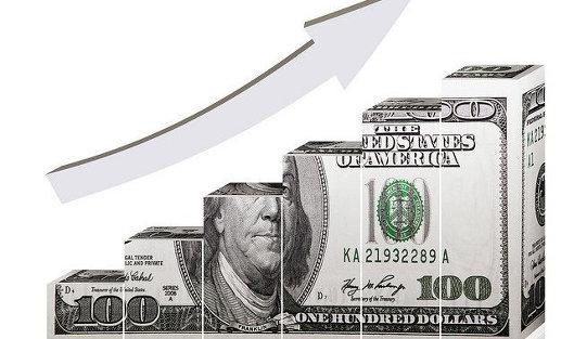 #Рост доллара