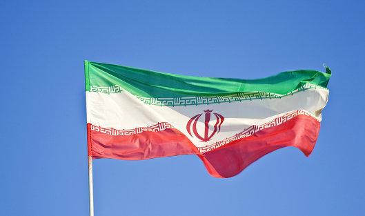 #Флаг Ирана