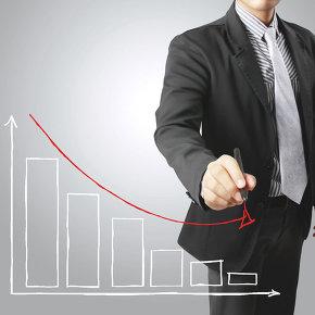 Реальные располагаемые доходы населения РФ в апреле снизились на 7,6%