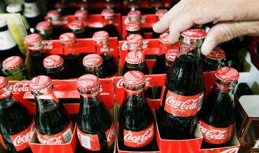 Moody's ухудшило прогноз по рейтингам Coca-Cola