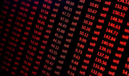 #Торги на бирже