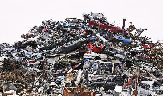 #Утилизация автомобилей