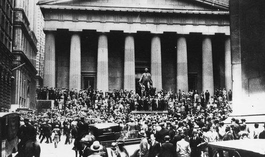 ТОП-5 самых страшных биржевых обвалов в истории человечества