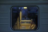 Купе поезда