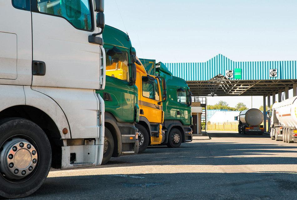 Россия может запретить ввоз и вывоз продукции из Литвы, перевозимой литовскими транспортными компаниями