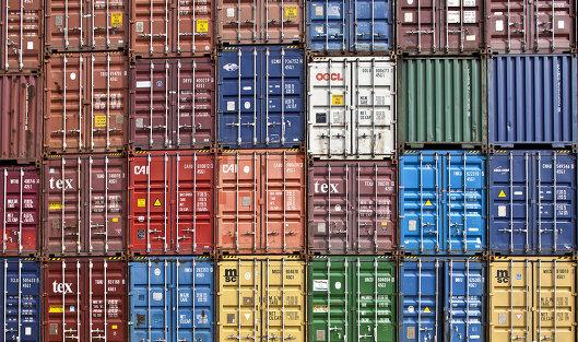 #Грузовые контейнеры