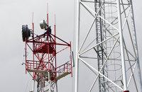 Монтаж вышек сотовой связи