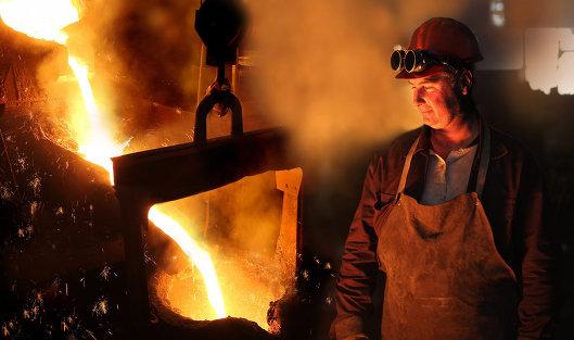 773378629 - Мировое производство стали в январе-феврале выросло на 4%