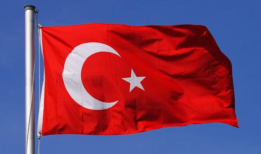 *Турецкий флаг