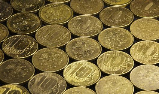 777036762 - Рубль в начале дня снизился к доллару и евро