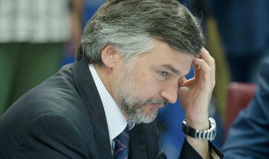 Заместитель председателя правления Внешэкономбанка Андрей Клепач