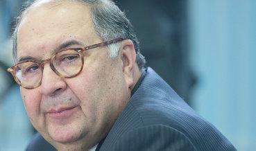 """Усманов может оспорить информацию СМИ об использовании средств """"Газпрома"""" в личных целях"""