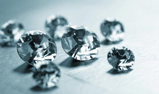 *Бриллианты